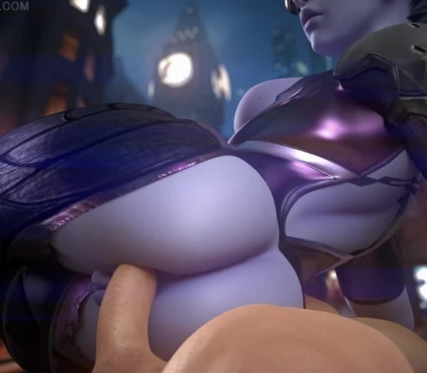 Overwatch Widow Maker Porn