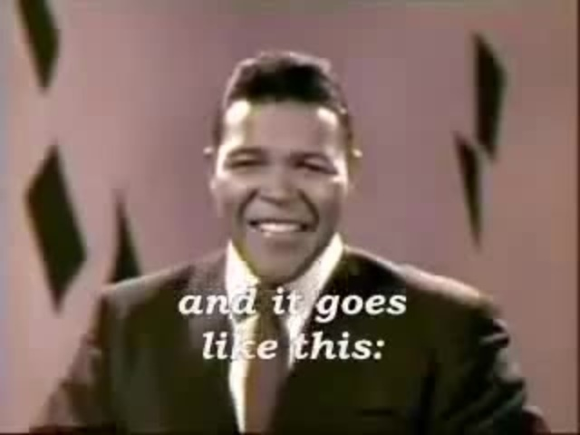 Chubby checker music video