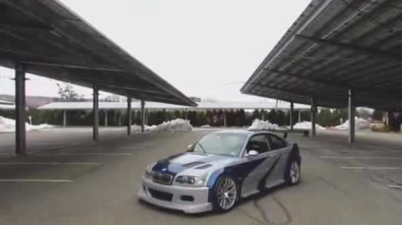 Bmw M3 Gtr Most Wanted Real Life